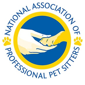 The National Association of Professional Pet Sitters logo